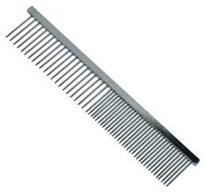 dual purpose grooming comb | Vet Index