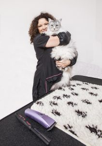 Anita Kelsey Cat Behaviourist | VetIndex | Photo: Rob Greig